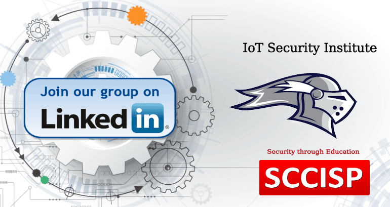 IoTSI Chapter Linkedin Badge