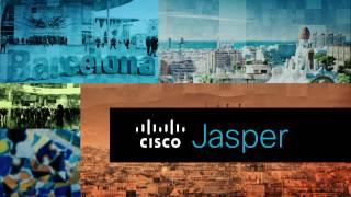 Cisco Jasper at MWC 2017 - IoT Security