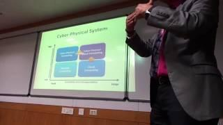Cyber Physical Systems - The Internet of Things
