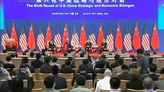 Cyber security, maritime disputes loom large as China-US talks begin