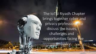 IoT Security Institute Chapter - Riyadh - Saudi Arabia