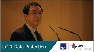 Internet of Things & Data Protection Conference | Prof. Robert Deng | Data Security & Privacy