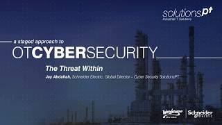 OT Cyber Security - The Threat Within