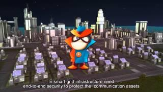 Application 2014 Smart City cybersecurity overview