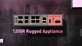 Check Point 1200R: Ruggedized Security for Industrial Control Systems | SCADA | ICS Security
