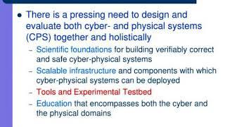 assessing security of cyber physical systems