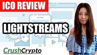 ICO Review: Lightstreams (PHT) - Blockchain Network for DApp Speed and Privacy