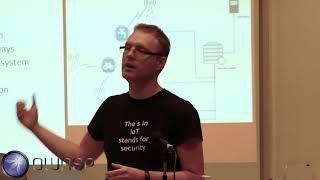 IoT LPWAN security Sigfox and LoRaWAN - Mikael Falkvidd