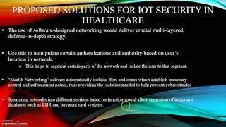 IoT Security and Privacy Issues