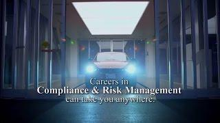 Compliance and Risk Management - the best careers you've never heard of