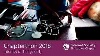 Zimbabwe Chapter - Chapterthon 2018 - Blockchain Proof of Privacy for Smart Homes