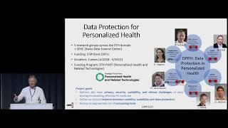 Privacy & Security: Data Protection for Personalized Health