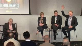 2016 Edison Awards - IoT Discussion Panel- Safety & Security in Tomorrow's Smart Cities