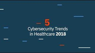 2018 Cybersecurity Trends in Healthcare