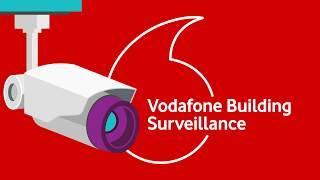 Vodafone IoT Building Surveillance