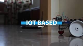 IOT based Robot