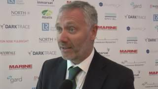Peter Broadhurst VP Safety and Security, Inmarsat Maritime