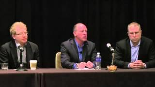 Panel Discussion - New Analytics Approaches for the IIoT @ 2015 ARC Industry Forum Orlando