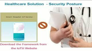 Applying the IoT Security Institute Framework to IoT Healthcare