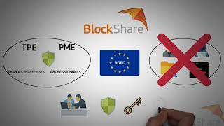 BlockShare - blockchain, security & confidentiality   [English subtitles]