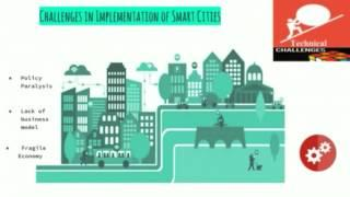 IOT For Smart City (Architecture)