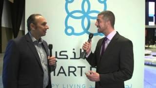 Dubai IoT World Forum Smart City Experience Tour Introduction