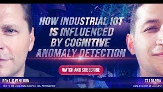 IIoT: How Cognitive Anomaly Detection Transforms Industrial Maintenance
