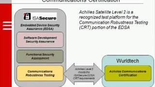 Industrial Control Systems Cybersecurity Assurance