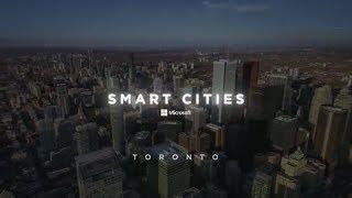 Toronto: An IoT-Enabled Smart City In Progress