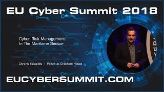 Cyber Risk Management for the Maritime Sector - Chronis Kapalidis