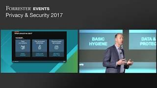 IBM Keynote @ Forrester Privacy & Security 2017: Marc Van Zadelhoff, IBM Security, GM