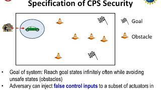 Secure-by-Design Synthesis of Cyber-Physical Systems