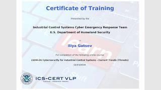 Iliya Gatsev-210W-06- Cyber Security for Industrial Control Systems-Current Trends(Threat)-Year 2016