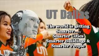 UT Dallas  will offer the IoT  Security for Smart Cities & Critical Infrastructure course.