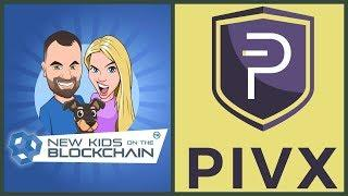 ????PIVX Privacy Coin Crypto News! ???? Blockchain Technology