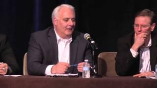 Panel Discussion 1 - Building a Secure-by-Design IIoT @ ARC's 2015 Industry Forum