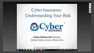 Cyber Insurance: Understanding your Risks