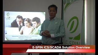 Industrial Control System (ICS)/SCADA Availability and Security Solution Overview by E-SPIN