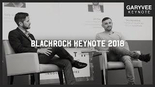 Why the Internet & the Blockchain Will Kill Middlemen | Blackrock Keynote 2018